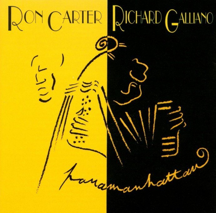 1991 Ron Carter, Richard Galliano - Panamanhattan