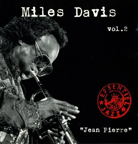 "1994 Miles Davis - ""Jean Pierre"" Essential Jazz Collection vol.2 {Columbia Sony COL 474558 2}"