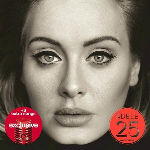 2015 Adele - 25 (Target Deluxe Edition)