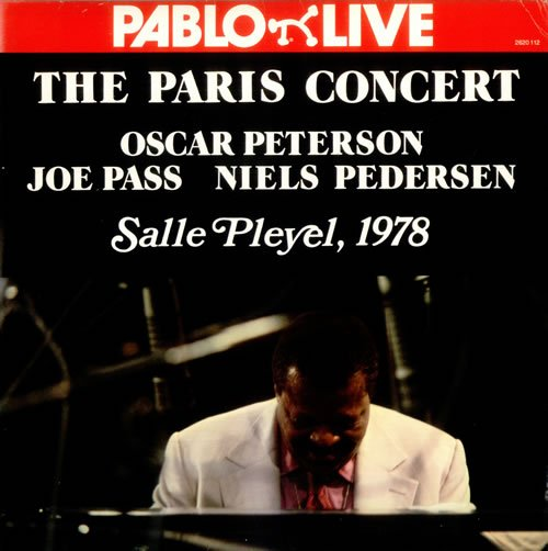 1979 (1993) Oscar Peterson - Paris Concert, Salle Pleyel, 1978 (2CD) {Pablo 20112}