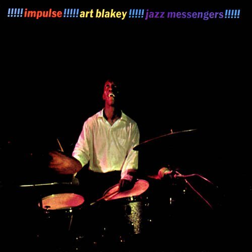 1961 (1996) Art Blakey & The Jazz Messengers - Art Blakey!!!!! Jazz Messengers!!!!!