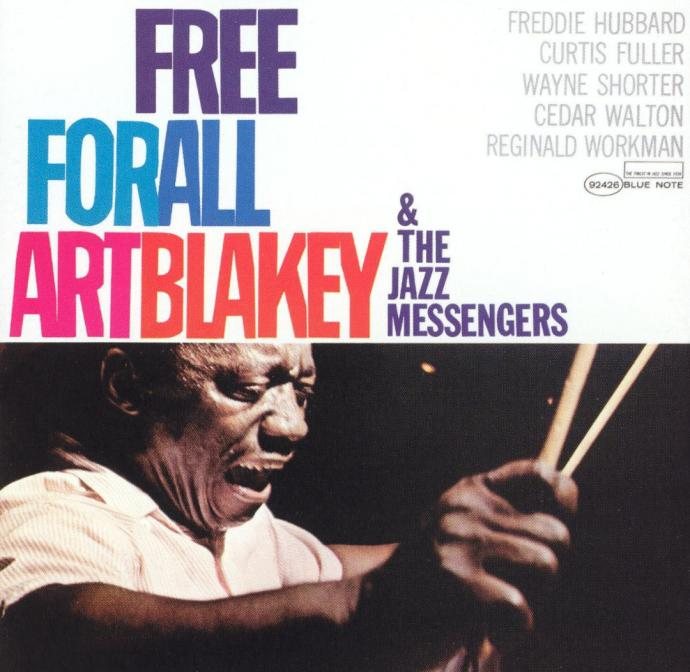 1965 (2004) Art Blakey & The Jazz Messenger - Free For All {Blue Note 7243 5 71067 2 6}