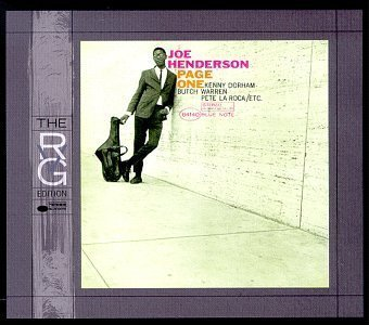 1963 (1999) Joe Henderson - Page One
