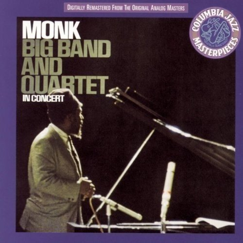 1964 (1994) Thelonious Monk - Big Band and Quartet In Concert (2 CD)