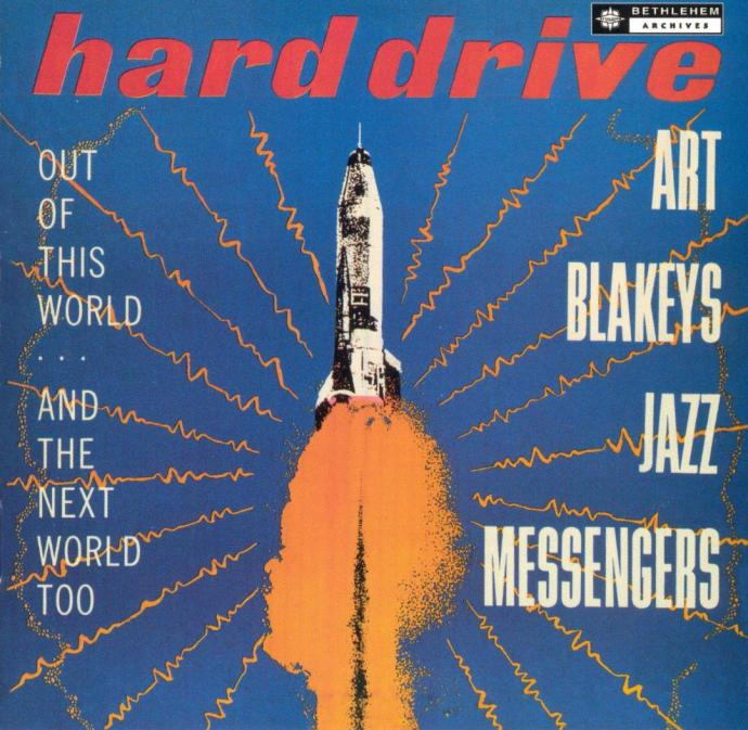 1956 (1994) Art Blakey & The Jazz Messengers - Hard Drive