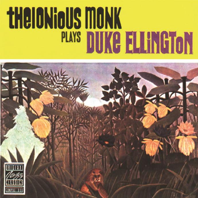 1955 (2004) Thelonious Monk - Plays Duke Ellington