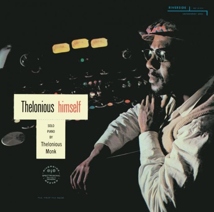 1957 (1987) Thelonious Monk - Thelonious Himself