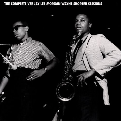 1959-1961 (2000) Lee Morgan & Wayne Shorter — The Complete Vee Jay Sessions (6CD) {Mosaic MD6-202}