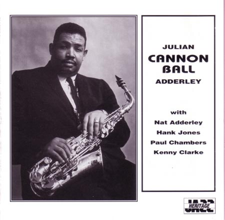 1955 (1994) Cannonball Adderley - Presenting Cannonball