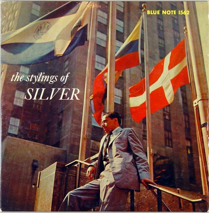 1957 (2002) Horace Silver Quintet - The Stylings Of Silver