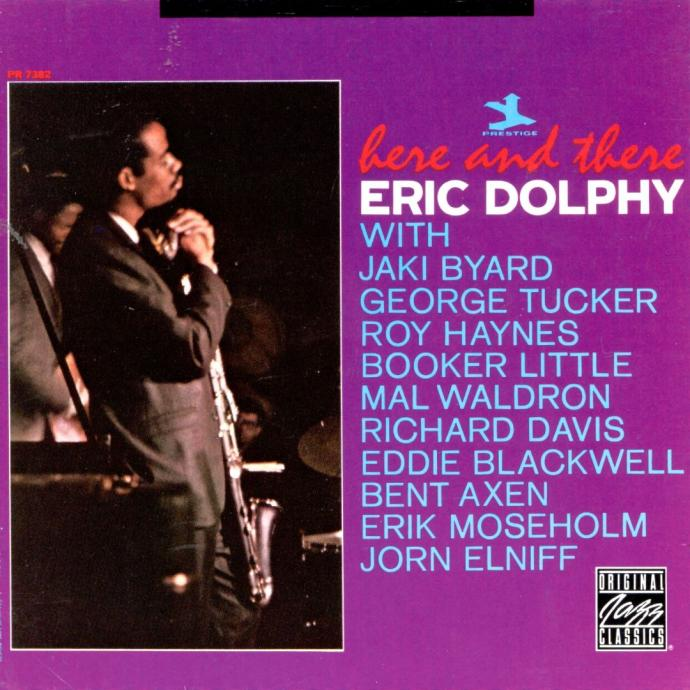 1966 (1991) Eric Dolphy - Here and There