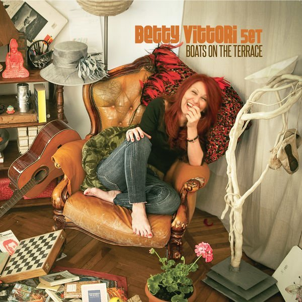 2017 Betty Vittori 5Et – Boats on the Terrace {Ritmo e Blu Recs}