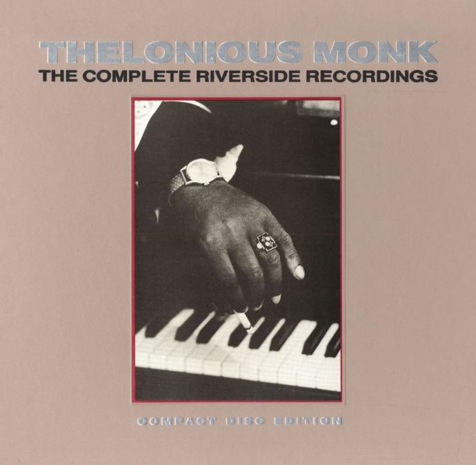 1986 Thelonious Monk - The Complete Riverside Recordings (15CD Box Set) {Riverside 15RCD-022-2}