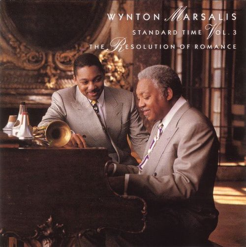 1990 Wynton Marsalis - Standard Time Vol.3, The Resolution of Romance {Columbia CK 46143}
