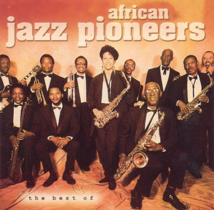2002 African Jazz Pioneers - The Best of African Jazz Pioneers {Gallo GSP 3024}