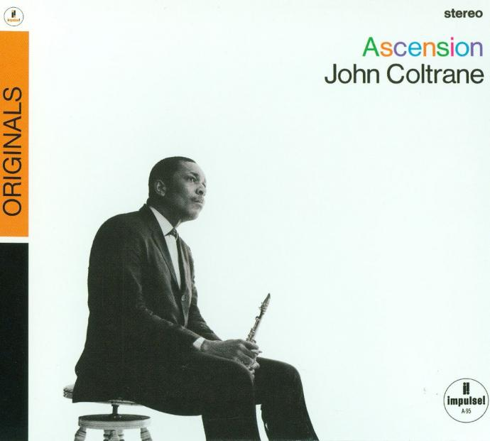 1965 (2000) John Coltrane - Ascension {Impulse! 543 413-2}