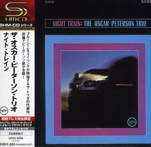 1962 (1997) The Oscar Peterson Trio - Night Train {Verve 314 521 440-2}