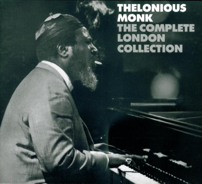 1971 (1999) Thelonious Monk - The Complete London Collection (3CD) {Black Lion BLCD 7601-2}
