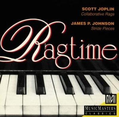 1981 William Bolcom & William Albright - Ragtime: Scott Joplin & James P. Johnson {01612-67135-2}