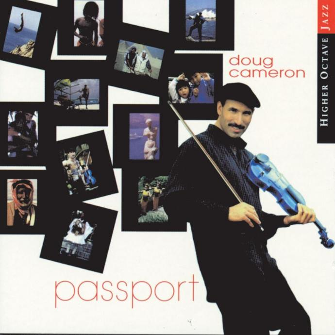 1997 Doug Cameron - Passport {Higher Octave 7101}