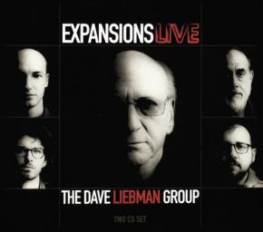 2016 The Dave Liebman Group - Expansions Live {Whaling City Sound WCS088} [2CD]