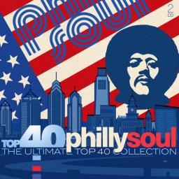 2018 VA - Top 40 Philly Soul: The Ultimate Top 40 Collection (2CD) [MP3 (tracks), VBR V0]