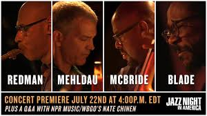 2019 Redman, Mehldau, McBride, Blade - Live at The Falcon [HDTV 720i]