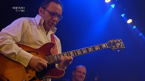 2016 Bireli Lagrene Electric Quartet - At Lotos Jazz Fest [HDTV 1080i]
