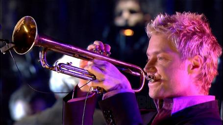 2006 Chris Botti - Live with Orchestra and Special Guests [BDRip 720p]