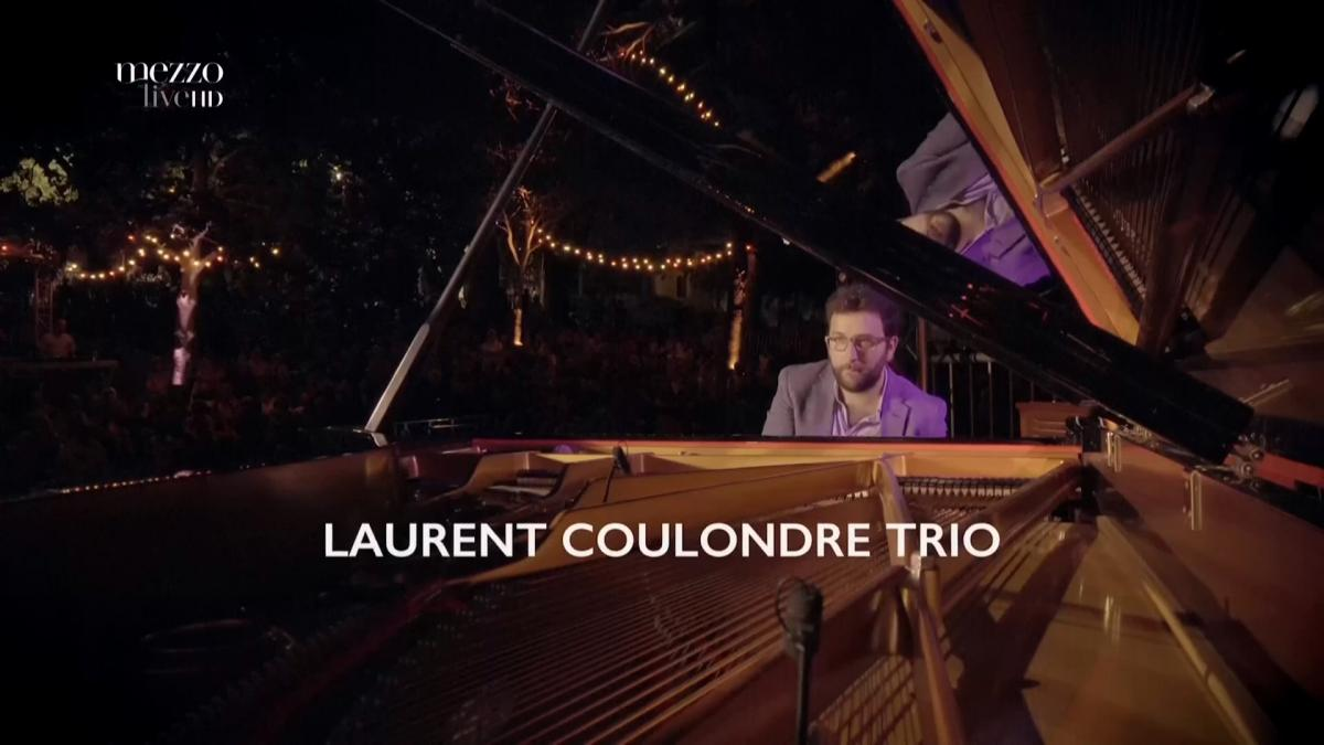 2020 Laurent Coulondre Trio - Michel On My Mind at Jazz A Sete [HDTV 1080i]
