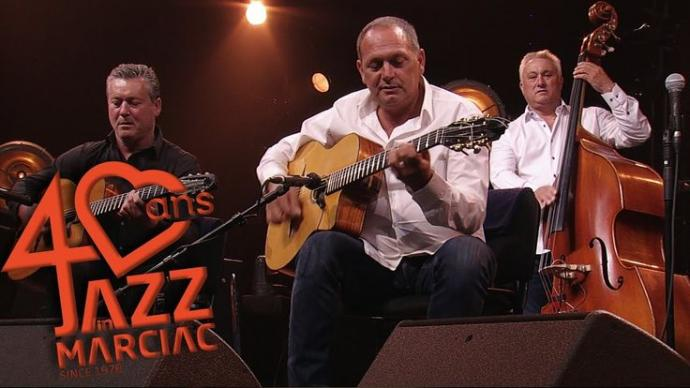 2019 The Rosenberg Family Project - at Jazz In Marciac [HDTV 1080i]