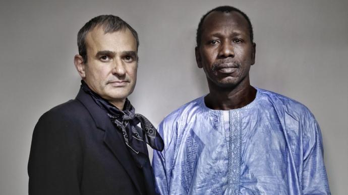 2020 Ballake Sissoko  Vincent Segal - Musique De Nuit at Jazz A Vienne [HDTV 1080i]