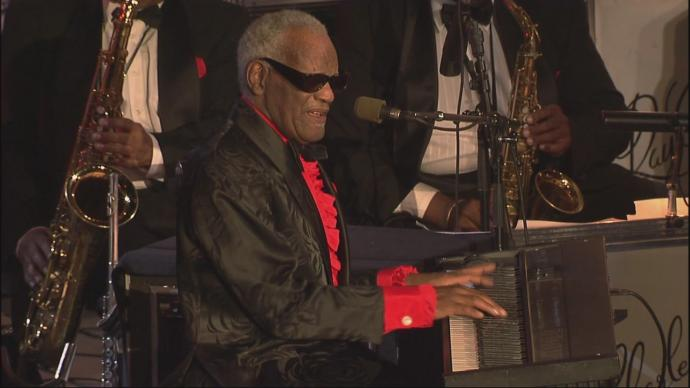 1997 Ray Charles - Live At Montreux [BDRip 720p]