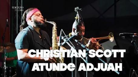 2019 Christian Scott aTunde Adjuah - A to JazZ Fest [HDTV 1080i]
